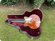 Gretsch-Country Gentleman-1966-Walnut