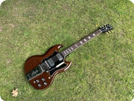 Gibson-SG Standard-1968-Walnut