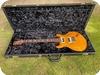 PRS Santana II 2000-Yellow