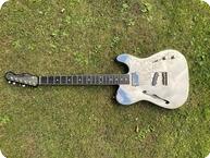 James Trussart Steelcaster Deluxe 2000 Chrome