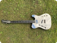 James Trussart Steelcaster Deluxe 2000 Chrome