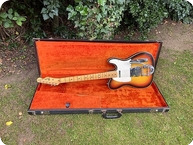 Fender Custom Telecaster With Bigsby 1969 Sunburst