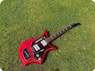 Eko 700V 1965 Red Glitter