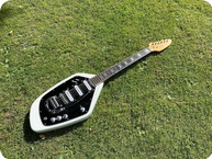 Vox Phantom 6 1968 White