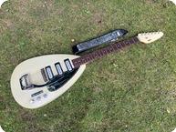 Vox Teardrop Brian Jones Rolling Stones 1964 White