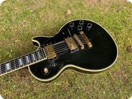Gibson Les Paul Custom 1990 Ebony
