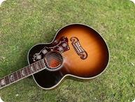 Gibson-J200 Parlour Ltd Edition-2000-Sunburst