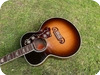 Gibson J200 Parlour Ltd Edition 2000-Sunburst