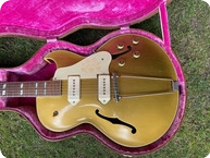 Gibson-ES-295-1954-All Gold