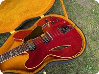 Gibson Trini Lopez 1967 Cherry Red