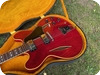 Gibson -  Trini Lopez 1967 Cherry Red