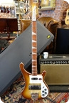 Rickenbacker 4003 2020 Autumn Glow Satin