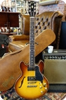 Gibson ES 339 2020 Gloss Light Caramel Burst 712