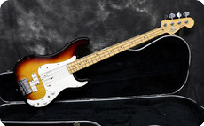 Fender Elite Precision Bass II 1983 Sunburst