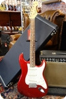 Fender American Original 60s Stratocaster 2019 Candy Apple Red