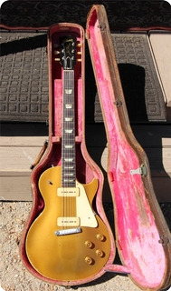 Gibson Les Paul 1953 Gold Top