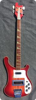 Rickenbacker 4001 1975 Fireglo