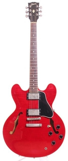 Gibson Es 335 Dot Yamano 2001 Cherry Red