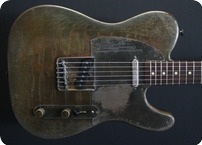 James Trussart Steelcaster 2002