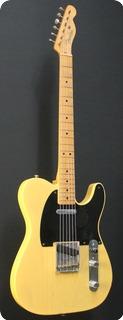 "Fender `51 ""nocaster"" Relic Custom Shop 2005"