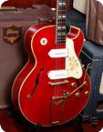 Gibson-ES-295-1955-Cherry Red