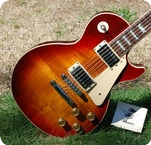 Gibson LES PAUL STANDARD 1989 SUNBURST FLAME TOP
