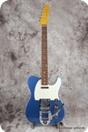 Fender-Telecaster Custom-Lake Placid Blue