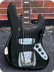 Fender Jazz Bass 1978 Black Finish