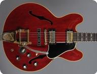 Gibson ES 345 TDSV 1963 Cherry