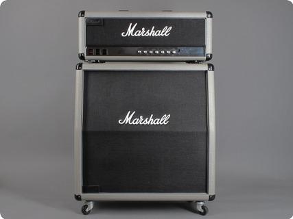 Marshall Jcm 25/50 Model 2555 100w / Silver Jubilee 1987 Silver Levant