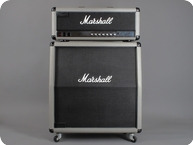 Marshall JCM 2550 Model 2555 100W Silver Jubilee 1987 Silver Levant