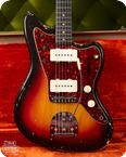 Fender Jazzmaster 1962 Sunburst