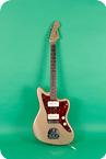 Fender Jazzmaster 1963 Gold