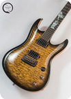 Valenti Guitars Nebula Carved 050 Private Collection 2020