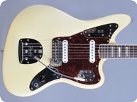 Fender Jaguar 1969 Olympic White