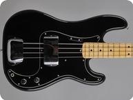 Fender Precision 1976 Black