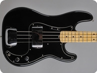 Fender Precision 1976 Black