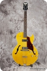 Epiphone Sorrento 2012 Natural