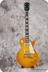 Gibson Les Paul Melvyn Franks Greeny VOS 1959 2010 Honey