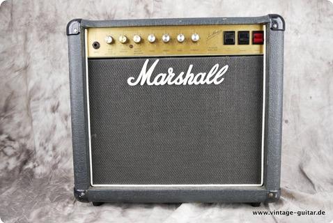 Marshall Jcm 50/25 W Mod. 2554 1988 Black