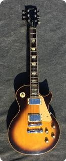Gibson Les Paul Standard 1976 Tobacco Sunburst