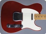 Fender-Custom Shop ´50s Telecaster Custom-2011-Candy Apple Red