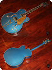 Gretsch-Masterbuil Falcon-2012-Lake Placid Blue