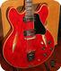 Gibson -  Trini Lopez  1968 Cherry Red