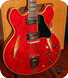 Gibson Trini Lopez 1968 Cherry Red