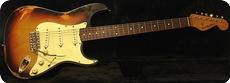 Real Guitars Custom Build S Roadwarrior 2020 3 Tone Sunburst