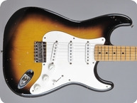 Fender-Stratocaster-1957-2-tone Sunburst  ...only 3,17Kg!