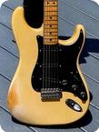 Fender Stratocaster 1979 See Thru Blonde Finish