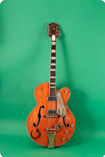 Gretsch 6120 1956 Orange