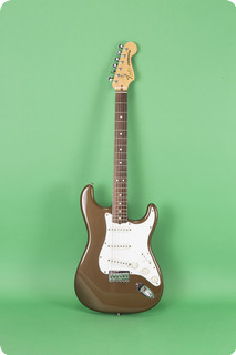 Fender Stratocaster Dan Smith Era 1982 Brown